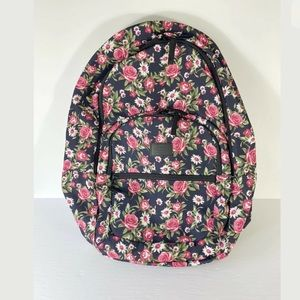 Vans Motiveatee Floral All Over Print Backpack Bag